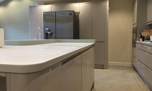 Blat compozit Corian® Seagrass