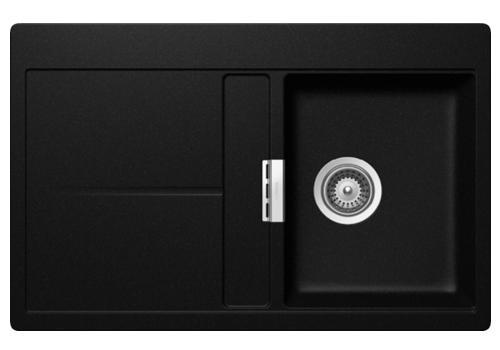 chiuvet cu montare sub blat schock horizont d 100. Black Bedroom Furniture Sets. Home Design Ideas