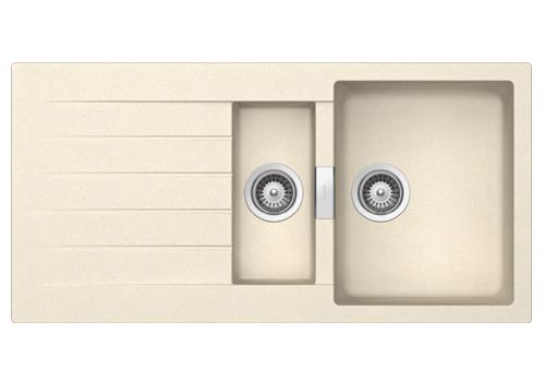 chiuvet cu montare sub blat schock signus d 150. Black Bedroom Furniture Sets. Home Design Ideas